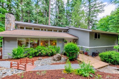 Woodinville Single Family Home For Sale: 20040 NE 196th St