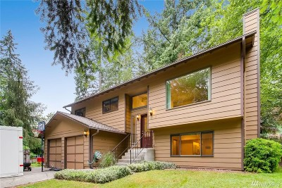 Renton Single Family Home For Sale: 18226 SE Lake Youngs Road
