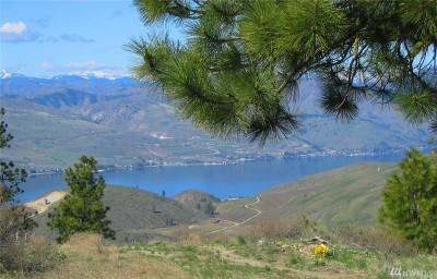 Chelan, Chelan Falls, Entiat, Manson, Brewster, Bridgeport, Orondo Residential Lots & Land For Sale: 1458 Sunset Ridge Lane