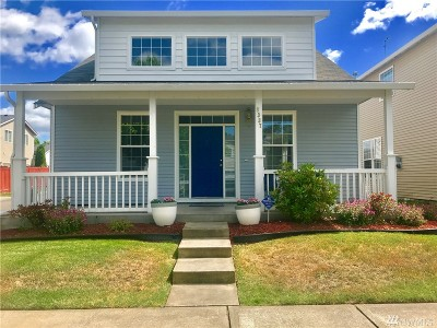 Olympia Single Family Home For Sale: 8337 15th Ave SE