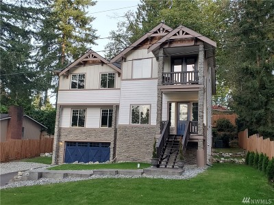 Bellevue Single Family Home For Sale: 1800 146th Ave SE