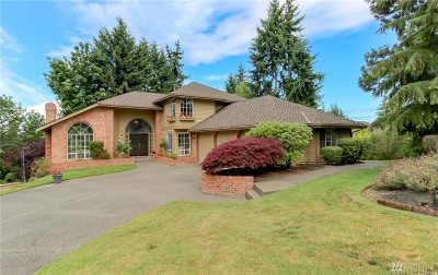 Federal Way Single Family Home For Sale: 558 SW 333rd Ct