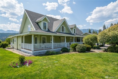 Chelan County Single Family Home For Sale: 76 Garmisch Lane