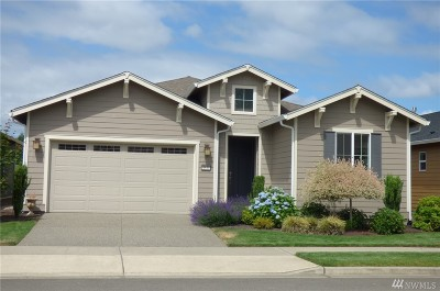 Lacey Single Family Home For Sale: 8630 Anderson Ct NE