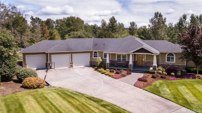 Bellingham Single Family Home For Sale: 373 E Silverado Ct