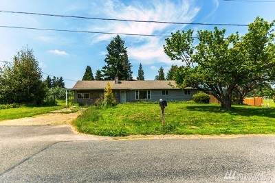 Puyallup Single Family Home For Sale: 3402 23rd St SW