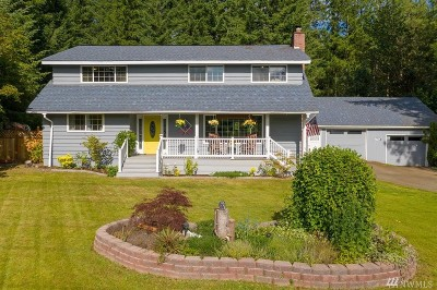 Poulsbo Single Family Home For Sale: 11832 Central Valley Rd NE
