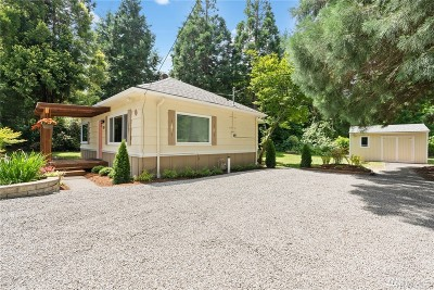 Issaquah Single Family Home For Sale: 935 2nd Ave SE