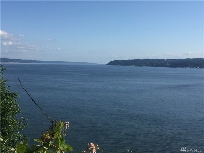 Snohomish County Residential Lots & Land For Sale: Whidbey Island Dr