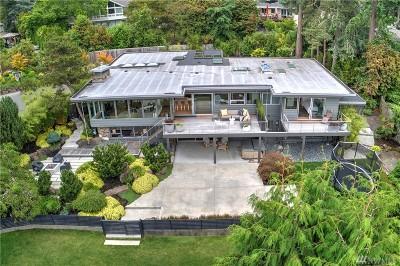 Mercer Island Single Family Home For Sale: 7941 SE 70th St