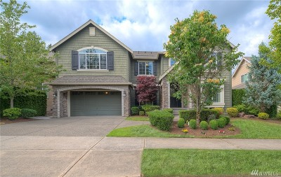 Sammamish Single Family Home For Sale: 22468 SE 33rd Pl