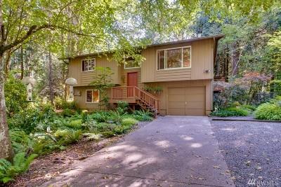 Bainbridge Island Single Family Home For Sale: 9818 NE Day Rd E