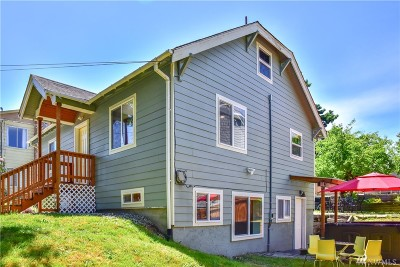 Seattle Single Family Home For Sale: 7309 35th Ave S