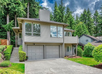 Woodinville Single Family Home For Sale: 17934 151st Wy NE