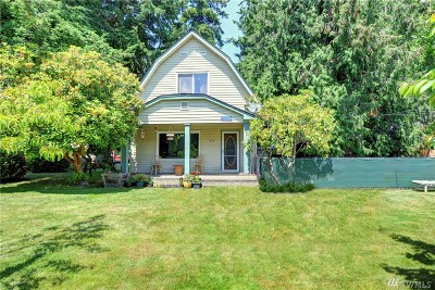 Skagit County Single Family Home For Sale: 1029 E Gilkey Rd