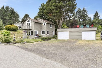Port Orchard Single Family Home For Sale: 6640 View Dr SE