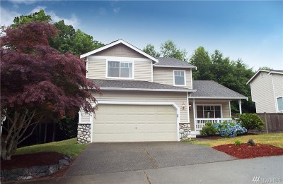 Port Orchard Single Family Home For Sale: 2975 Sprague St