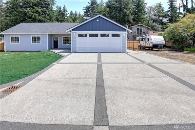 Camano Island Single Family Home For Sale: 379 Piper Wy