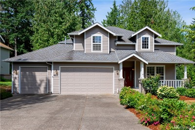 Gig Harbor Single Family Home For Sale: 4612 77th Av Ct NW