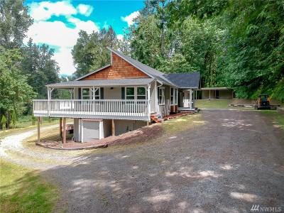 Eatonville Single Family Home For Sale: 34709 Thomas Rd E