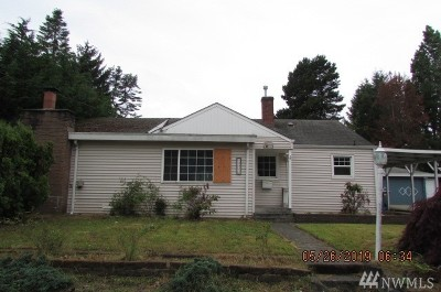Burien Single Family Home For Sale: 13823 1st Ave SW