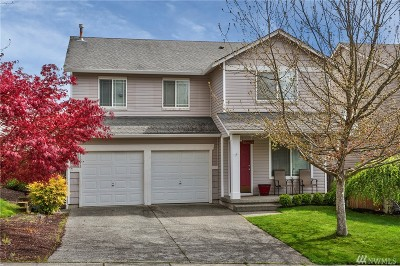 Everett Single Family Home For Sale: 15215 50th Ave SE