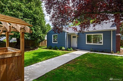 Seattle Single Family Home For Sale: 1215 NW 95th St