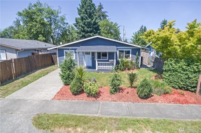 Tacoma Single Family Home For Sale: 5409 N 40th St
