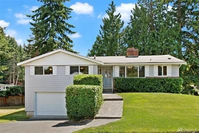 Edmonds Single Family Home For Sale: 9504 234th St SW