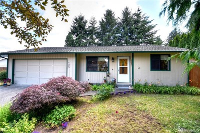 Thurston County Single Family Home For Sale: 5620 Mount Tahoma Ct SE