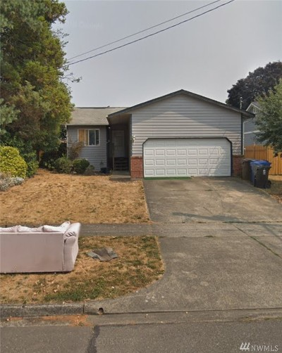 Tacoma Single Family Home For Sale: 5207 S I St