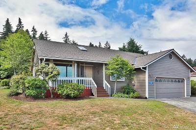 Langley Single Family Home Pending Inspection: 818 Gleason Lane