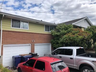 Tacoma Single Family Home For Sale: 1519 S Jackson Ave