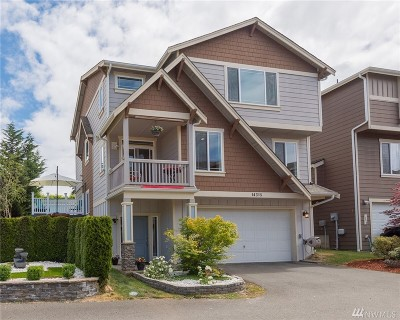 Lynnwood Single Family Home For Sale: 14315 19th Place W