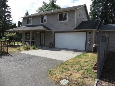 Single Family Home For Sale: 10929 47th Ave NE