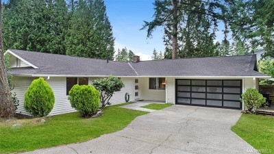 Bellevue Single Family Home For Sale: 2512 161st Ave SE
