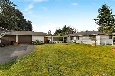Everett Single Family Home For Sale: 4703 College Ave
