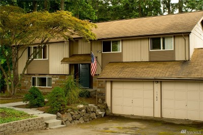 Bainbridge Island Single Family Home For Sale: 1162 Grow Ave NW