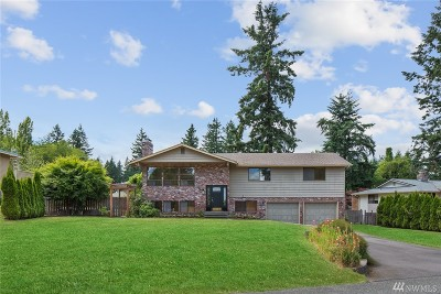 Gig Harbor Single Family Home For Sale: 5404 99th Ave NW