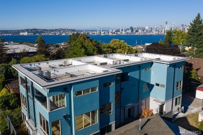 Seattle Single Family Home For Sale: 1612 California Ave SW