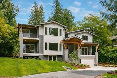 Kirkland Single Family Home For Sale: 12914 63rd Ave NE