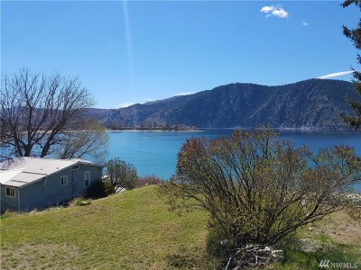 Chelan, Chelan Falls, Entiat, Manson, Brewster, Bridgeport, Orondo Residential Lots & Land For Sale: 1 Manson Blvd