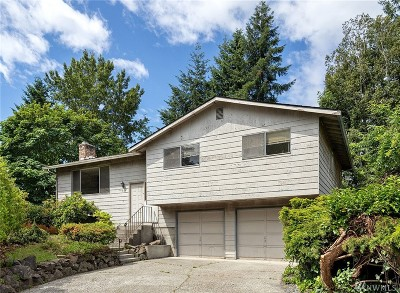 Woodinville Single Family Home For Sale: 14655 126th Ave NE