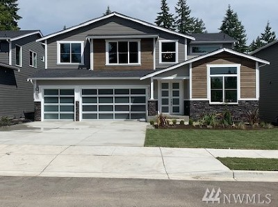 Bothell Single Family Home For Sale: 21523 1st Ave W