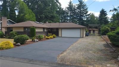 Tacoma Single Family Home For Sale: 14711 25th Av Ct E