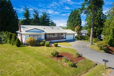 Whatcom County Single Family Home For Sale: 8107 Kayak Wy