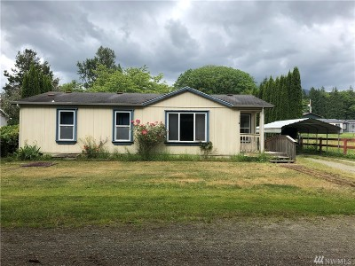 Skagit County Single Family Home For Sale: 511 Division St