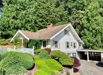Montesano Single Family Home For Sale: 325 State Route 107