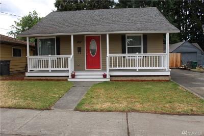 Auburn Single Family Home For Sale: 411 M St NE