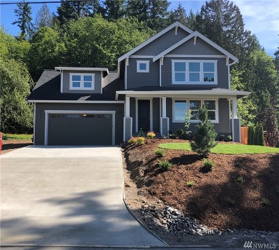 Bellingham Single Family Home For Sale: 2820 Cody Ave.